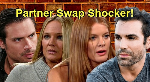 The Young and the Restless Spoilers: Phyllis Falls for Rey After 'Phick' Breakup – Sharon Back with Nick, Partner Swap Shocker?