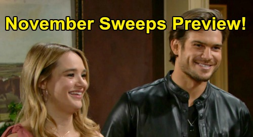 The Young and the Restless Spoilers: Hot November Sweeps Preview – Explosive Secrets, Brutal Betrayals and Romantic Shockers