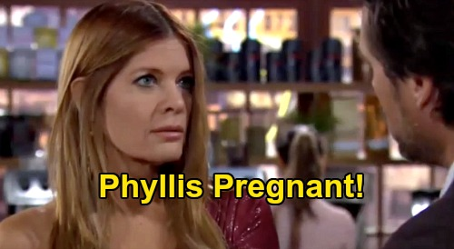 The Young and the Restless Spoilers: Is Phyllis Pregnant Again, Nick Stunned - Newman Family Horrified, Summer Revolts?