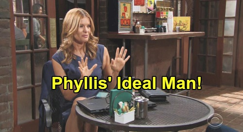 The Young and the Restless Spoilers: Only Love Can Stop Phyllis' Destruction – Which Y&R Hunk Is Her Ideal Match?