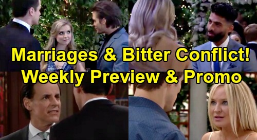The Young and the Restless Spoilers: Week of August 19 Preview - Lola Meets Zoe - Adam Proposes - Arturo & Abby's Spat