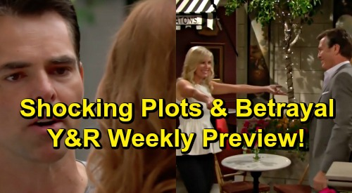 The Young and the Restless Spoilers: Week of July 15 Preview – Phyllis Betrays Adam – Chelsea Picks Nick – Ashley & Jack Plot