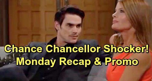 The Young and the Restless Spoilers: Monday, June 24 Recap – Adam Makes Phyllis a Dark Horse Offer, Wants Chance Link Kept Quiet