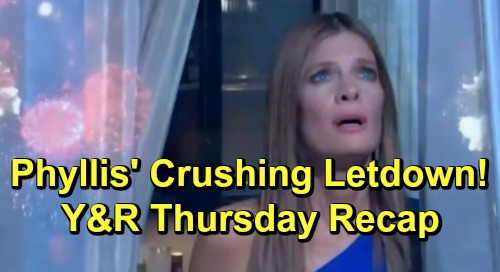 The Young and the Restless Spoilers: Thursday, July 4 Recap – Kyle Busted – Phyllis' Crushing Letdown – Jack Charms Celeste