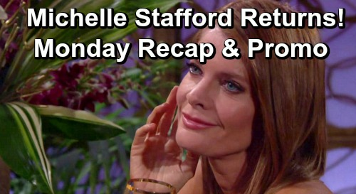 The Young and the Restless Spoilers: Monday, June 17 Recap – Michelle Stafford Returns as Phyllis – Michael Rages At Kevin's Confession
