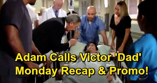 The Young and the Restless Spoilers: Monday, May 20 Recap and Preview – Adam Call Victor Dad After Surgery – Mia and Arturo Leave Town