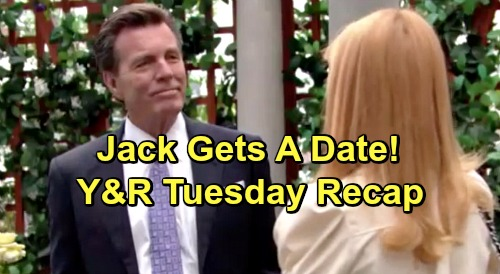 The Young and the Restless: Tuesday, June 18 Recap – Sharon's Fierce Warning to Adam – Mariah's Big Project – Jack Scores a Date