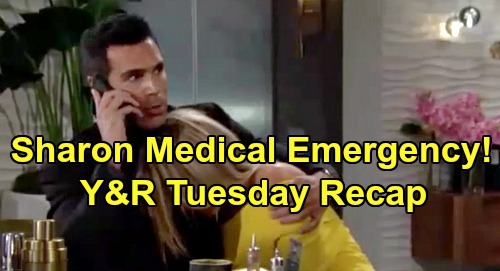 The Young and the Restless Spoilers: Tuesday, September 10 Recap – Sharon & Devon Medical Scares - Mass Drugging, Party Goes Wild