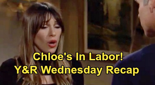 The Young and the Restless Spoilers: Wednesday, March 4 Recap – Stranded Chloe's In Labor – Theo, Lola, Summer & Kyle Trapped Together