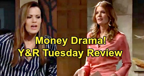 The Young and the Restless Spoilers: Tuesday, August 13 Review - Phyllis Needs Money, Chelsea Gets Windfall - Christian Hides