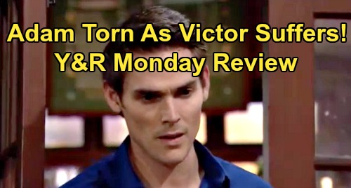 The Young and the Restless Spoilers: Monday, September 9 Review - Adam Genuinely Conflicted As Victor Suffers - Zoe Laces Drinks