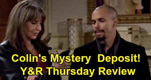 The Young and the Restless Spoilers: Thursday, February 27 Review - Victoria Gives Billy The Boot - Colin's Mysterious Fortune Return