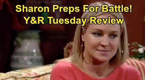The Young and the Restless Spoilers: Tuesday, January 21 Review - Victoria Proves Billy Right - Sharon Prepares For Difficult New Reality
