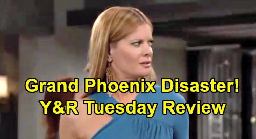The Young and the Restless Spoilers: Tuesday, September 10 Review – Mass Drugging At Grand Phoenix Opening - Paul Shuts The Place