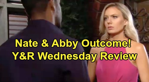 The Young and the Restless Spoilers: Wednesday, August 14 Review - Adam Promises Victor A Colossal Fight - Abby & Nate Regroup