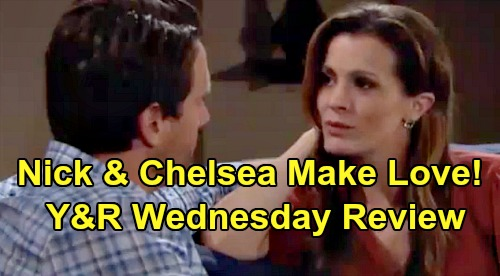 The Young and the Restless Spoilers: Wednesday, August 28 Review – Billy's Alter Lures Adam Into A Trap – Chelsea & Nick Make Love