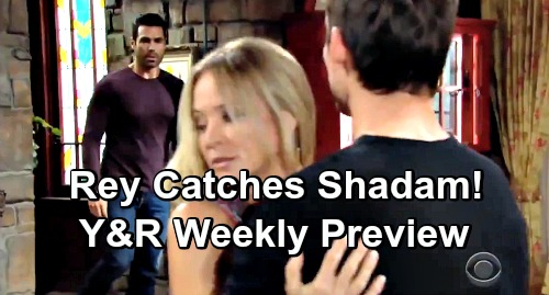 The Young and the Restless Spoilers: Week of June 10 Update – Adam Confesses Love for Sharon, Rey Explodes – Kevin's Deadly Threat