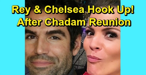 The Young and the Restless Spoilers: Rey and Chelsea Hook Up After Shadam Reunion – Y&R Love Swap Brewing?