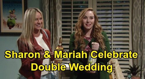 The Young and the Restless Spoilers: Sharon & Mariah Double Wedding – Mother & Daughter Marriages After Cancer Victory?