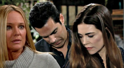 The Young and the Restless Spoilers: Victoria Tries to Steal Rey from Sharon After Cancer – Loyal Detective Shuts Vickie Down?