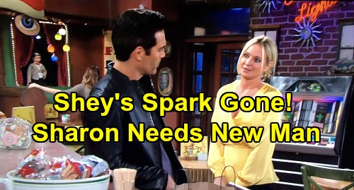 The Young and the Restless Spoilers: Sharon Needs A New Man, 'Shey' Spark Gone – Should Y&R Ditch Reunion with Rey?