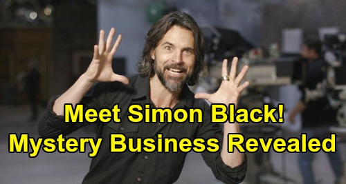 The Young and the Restless Spoilers: Who Is Simon Black - New Character's Unfinished Business Shakes Up GC