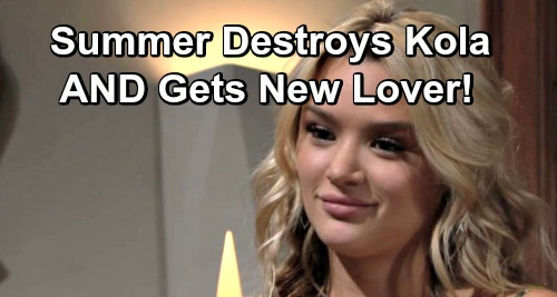 The Young and the Restless Spoilers: Vengeful Summer's Double Blow – Finds New Love with Theo AND Destroys Kyle's Romance with Lola