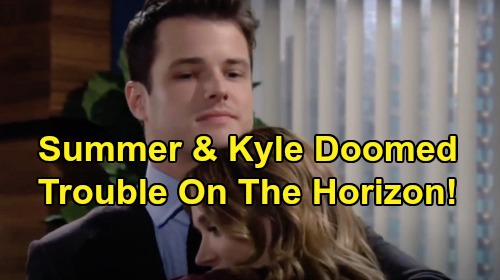 The Young and the Restless Spoilers: Is Summer and Kyle's Future Doomed – Troubling Signs Ahead for 'Skyle'