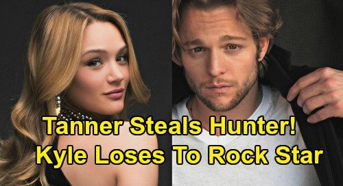 The Young and the Restless Spoilers: Could Tanner Watts Steal Summer - Kyle Loses To Rock Star Temptation - 'Skyle' Love Triangle?
