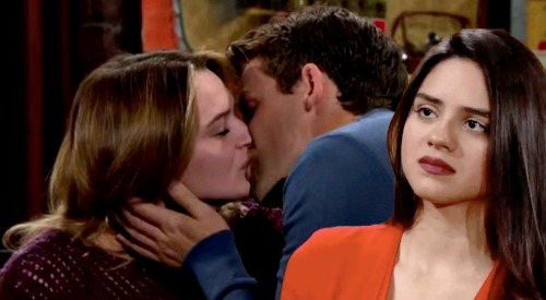 The Young and the Restless Spoilers: Theo Rats Out Cheating Kyle - Exposes Passionate Summer Kiss – Shatters Lola's World?