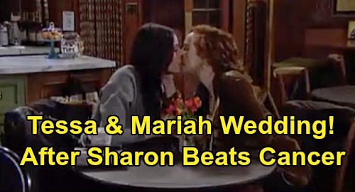 The Young and the Restless Spoilers: Tessa Proposes to Mariah – Wedding After Sharon's Cancer Recovery?