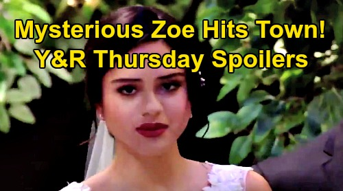 The Young and the Restless Spoilers: Thursday, August 15 – Summer Shocked by Kyle's Big Secret – Mysterious Zoe Hardisty Hits Town
