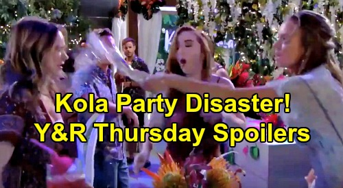 The Young and the Restless Spoilers: Thursday, August 8 – Anita and Connor Hit Genoa City – Kola Party Damaging Blowups