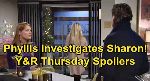 The Young and the Restless Spoilers: Thursday, January 30 – Victor's Dangerous Lesson, Payback for Billy – Phyllis Investigates Sharon
