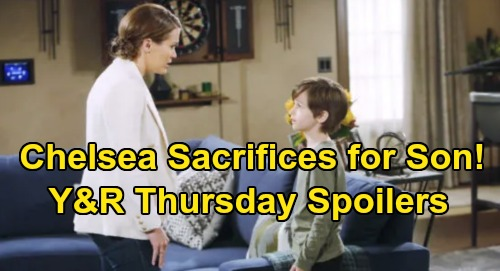 The Young and the Restless Spoilers: Thursday, October 10 – Adam Stuck in Cane's Abduction Chaos – Chelsea Sacrifices for Connor