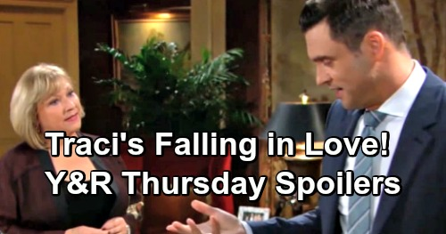 The Young and the Restless Spoilers: Thursday, May 23 – Jack Reunites with Adam – Nate Wins Abby Over – Traci's Feelings for Cane Grow