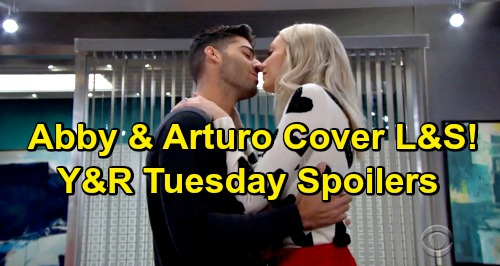 The Young and the Restless Spoilers: Tuesday, February 12 – Life & Style Cover For Abby and Arturo - Phyllis Hides J.T. Trail