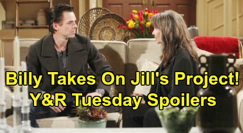 The Young and the Restless Spoilers: Tuesday, February 25 – Phyllis Tempted by Amazing Offer – Jill's Exciting Project for Billy