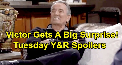 The Young and the Restless Spoilers: Tuesday, January 21 – Nikki's Big Surprise For Victor – Amanda Suspects Elena's Dangerous Game