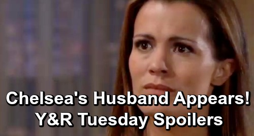 The Young and the Restless Spoilers: Tuesday, July 2 – Adam's Surprise Visit – Chelsea's Husband Appears - Kyle Meets Celeste