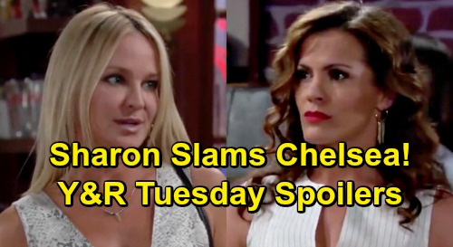 The Young and the Restless Spoilers: Tuesday, July 23 - Judge Frowns On Nick - Summer's Change Towards Theo - Sharon & Chelsea Clash