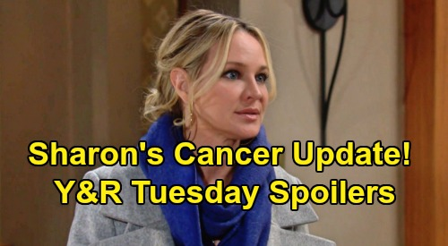 The Young and the Restless Spoilers: Tuesday, March 10 – Sharon's Cancer Status Update – Nikki's Bold Move - Devon's Empire Rises