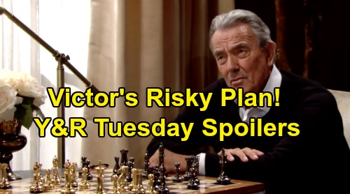 The Young and the Restless Spoilers: Tuesday, October 1 – Cane Under Suspicion - Victor's Risky Plan – Phyllis Backs Up Summer's Move