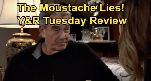 The Young and the Restless Spoilers: Tuesday, February 4 Review - Lindsay Flirts With Mariah - Victor Lies About Billy & Amanda Cheating