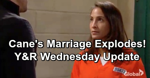 The Young and the Restless Spoilers: Wednesday, January 16 Update – Phyllis Panics Over Nikki's Confession – Cane's Marriage Crumbles