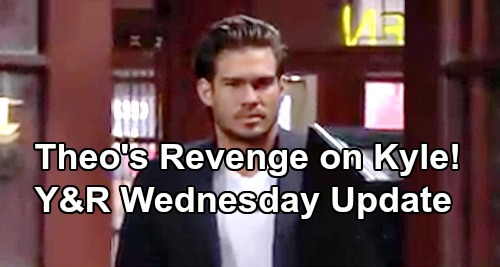 The Young and the Restless Spoilers: Wednesday, July 24 Update - Who Will Be Christian's Temporary Guardian - Theo's Revenge On Kyle