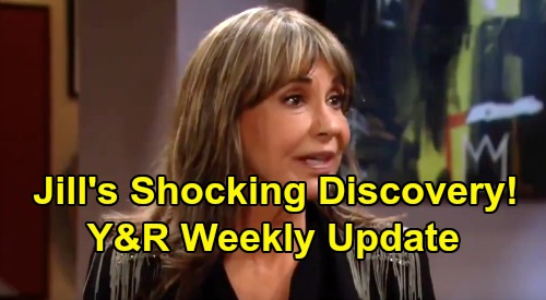 The Young and the Restless Spoilers: Week of September 2 Update – Chelsea & Abby's Party Mayhem – Jill's Shocking Discovery