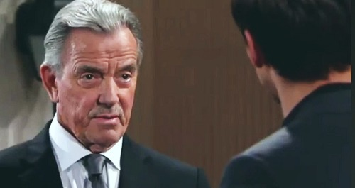 The Young and the Restless Spoilers: Victor Gambles with Health for Christian's Sake – Risky Adam Plot Brings Crushing Setback