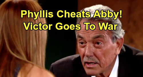 The Young and the Restless Spoilers: Phyllis & Chelsea Strike Hotel Deal - Abby Cut Out, Victor Furious