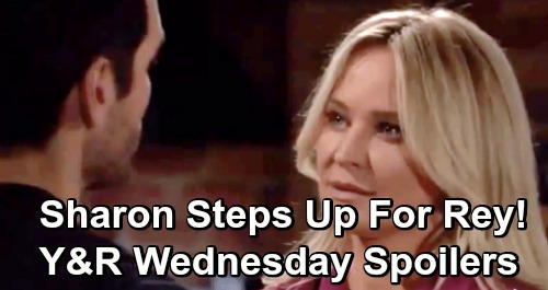 the young and the restless spoilers wednesday march 27